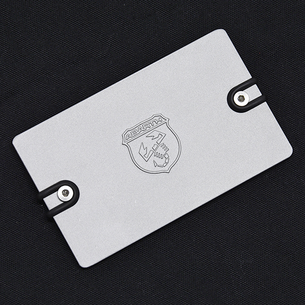 ABARTH Business Card Holder