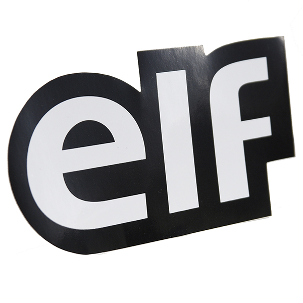 elf Sticker