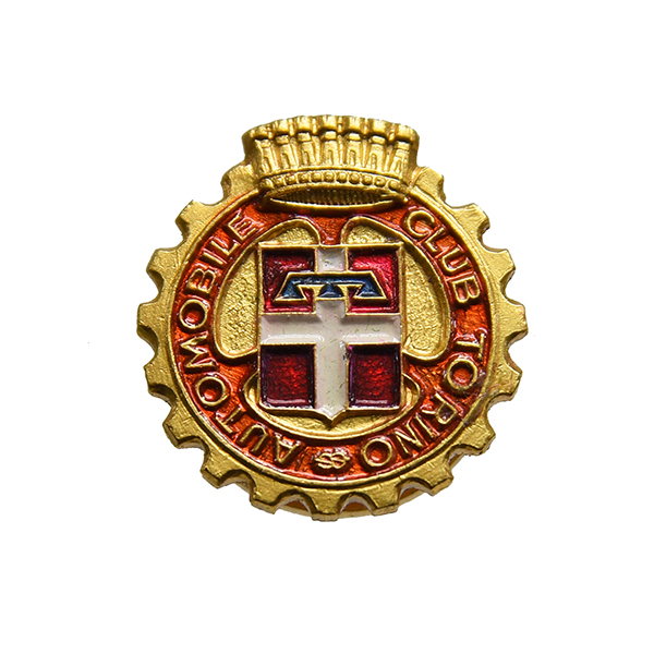 AUTOMOBILE CLUB TORINO Lapel Pin
