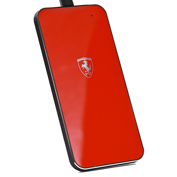 Ferrari Wireless Charger(Red)