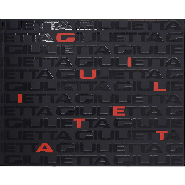 Alfa Romeo GIULIETTA CATALOGUE