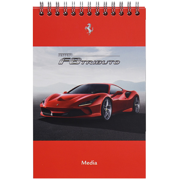 Ferrari F8 Tributo Media Book