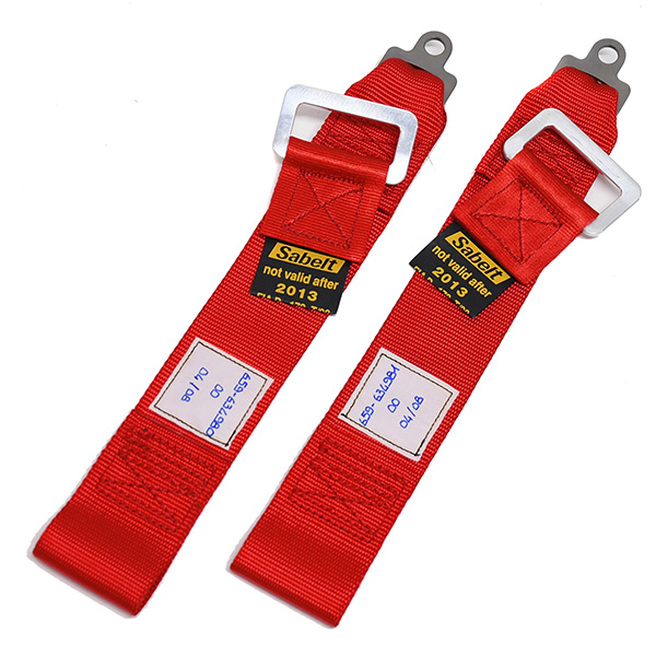 Scuderia Ferrari F1 Harness(Waist)Set by Sabelt