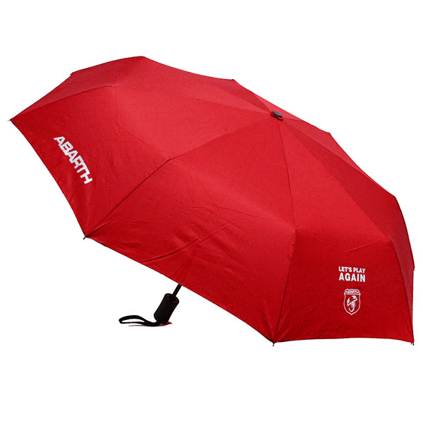 ABARTH Folding Umbrella(Red)