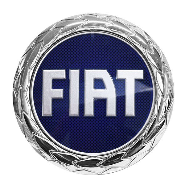 FIAT Emblem(Rear/85mm)*Second Choice Special Price