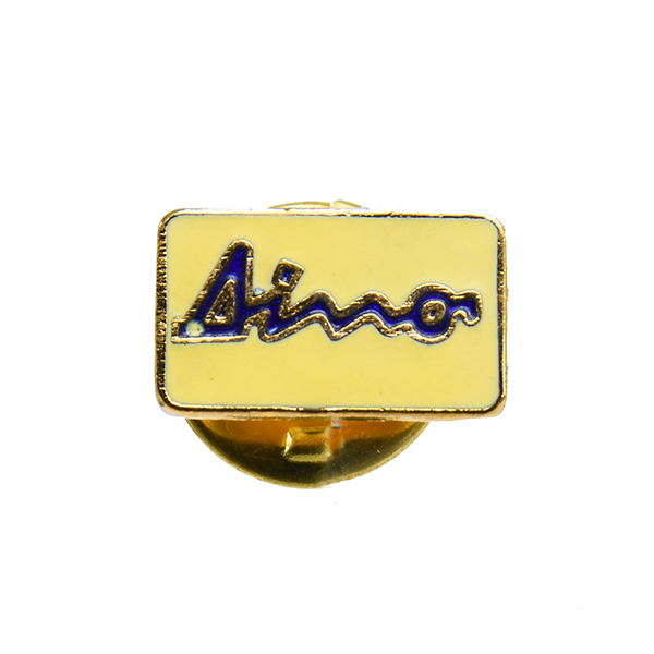 Dino Pin Badge
