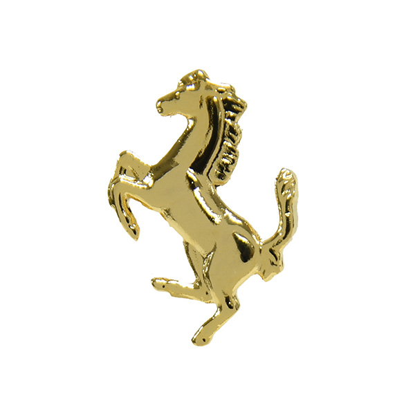 Ferrari Cavallino Pin Badge(Gold)
