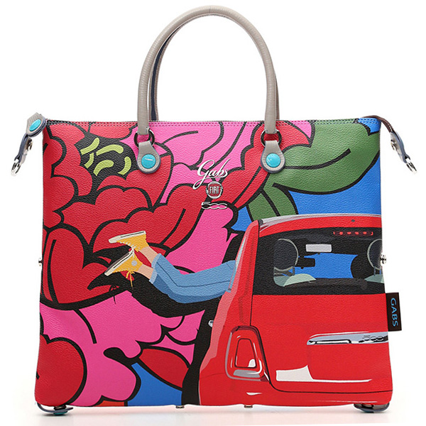 FIAT 500 Convertible Bag G3 Brooklyn by gabs