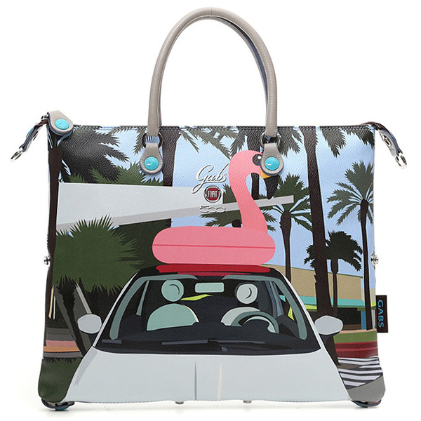 FIAT 500 Convertible Bag G3 South Beach by gabs