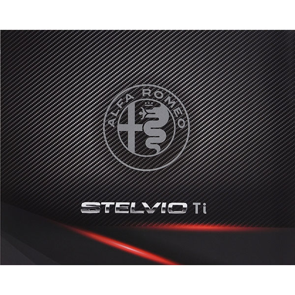 Alfa Romeo STELVIO ti catalogue