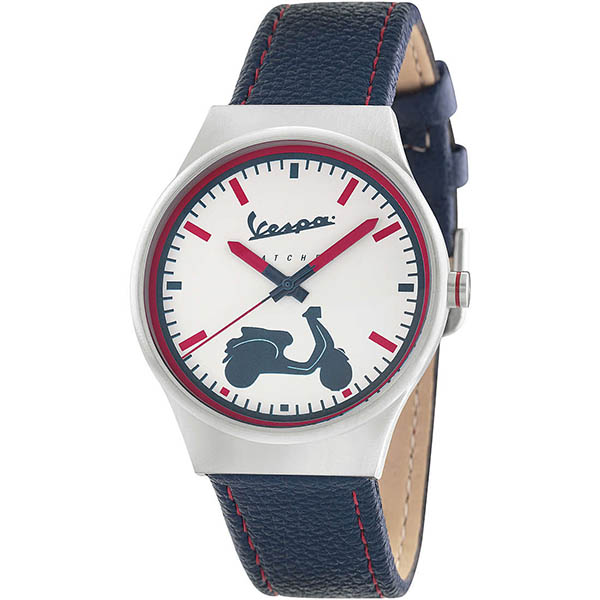Vespa Official Watch-IRREVERENT-(White)