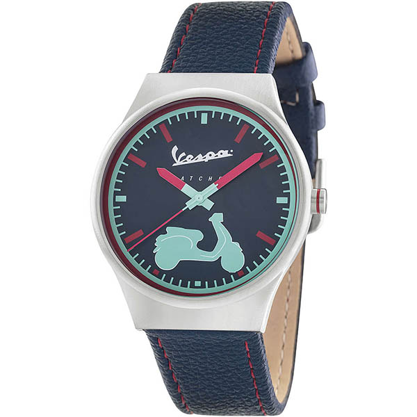 Vespa Official Watch-IRREVERENT-(Blue)