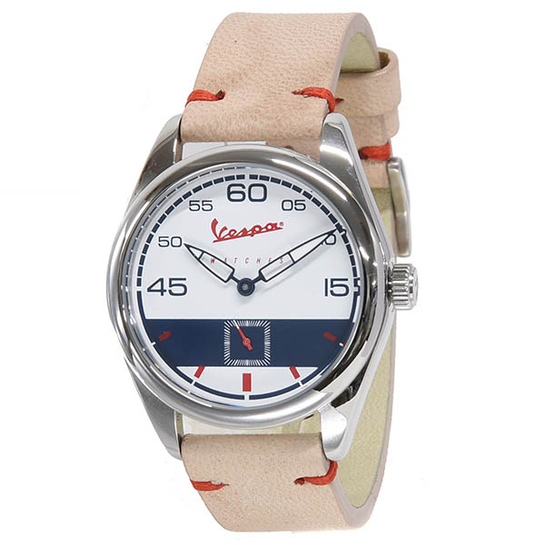 Vespa Official Watch-HERITAGE Service/Beige-
