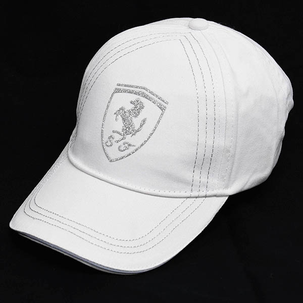 Ferrari SF Kids Cap(White)