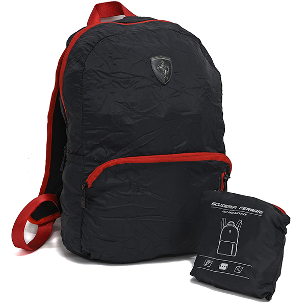 Ferrari Official folding Back Pack