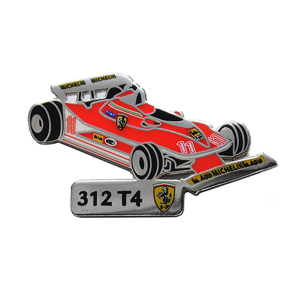 Ferrari Official Pin Badge(312T4)by BOLAFFI