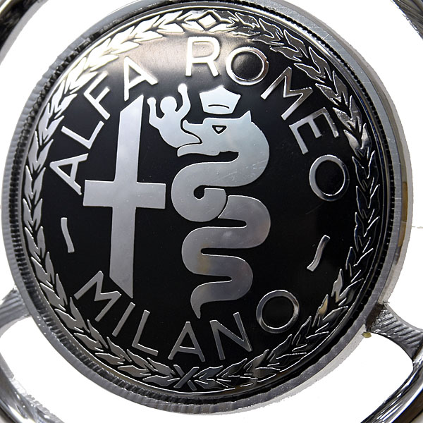 Alfa Romeo Milano Emblem(Chrome Base)