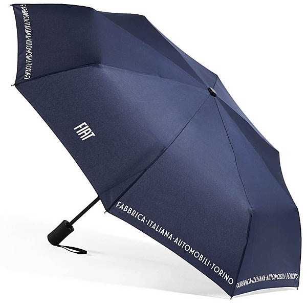 FIAT Folding Umbrella(Navy)