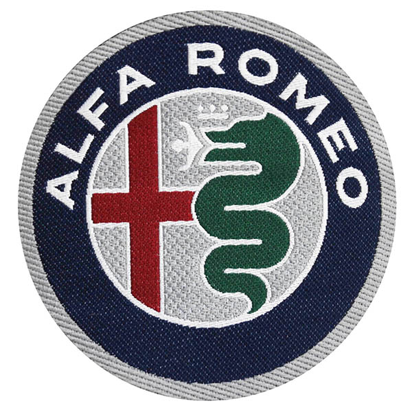 Alfa Romeo NEW Emblem Patch(Large)-21823-<br><font size=-1 color=red>02/07到着</font>