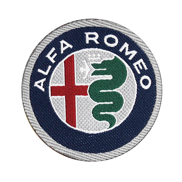 Alfa Romeo NEW Emblem Patch(Small)-21824-<br><font size=-1 color=red>02/07到着</font>