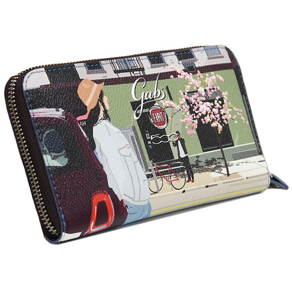 FIAT 500 Long Wallet-SOHO-by gabs