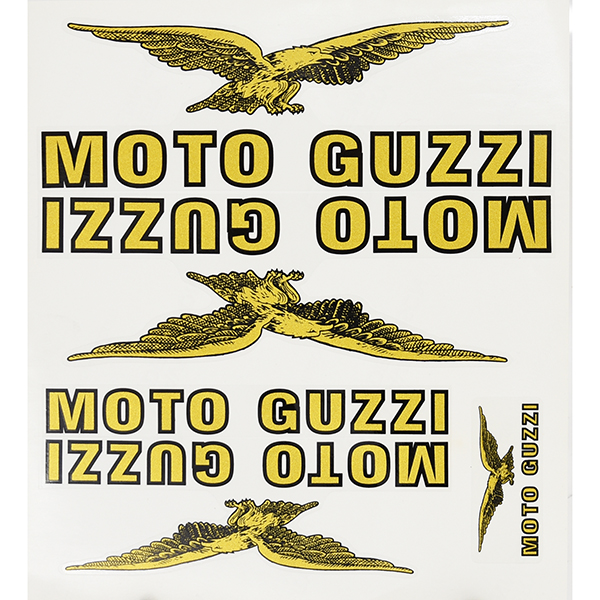 MOTO GUZZI Stickers Set
