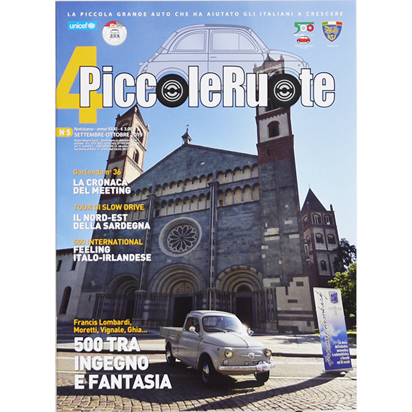FIAT 500 CLUB ITALIA Magazine No.5 2019