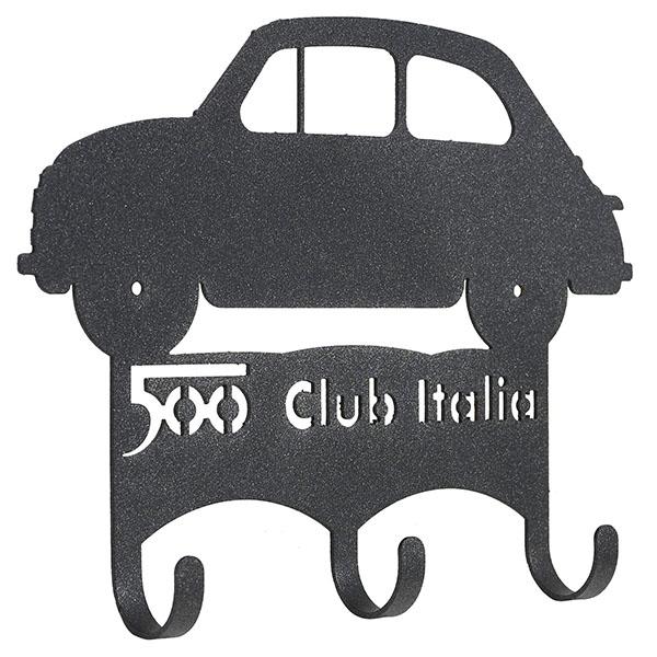 FIAT 500 CLUB ITALIA Official Wall Hanger