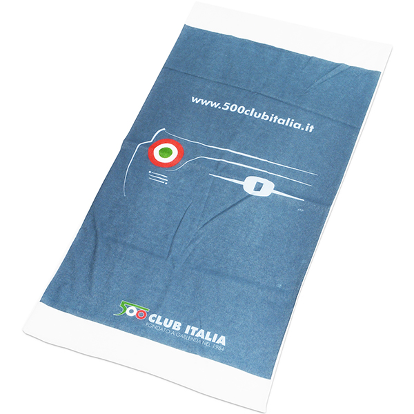 FIAT 500 CLUB ITALIA Multi Scarf(Gray)<br><font size=-1 color=red>02/07到着</font>