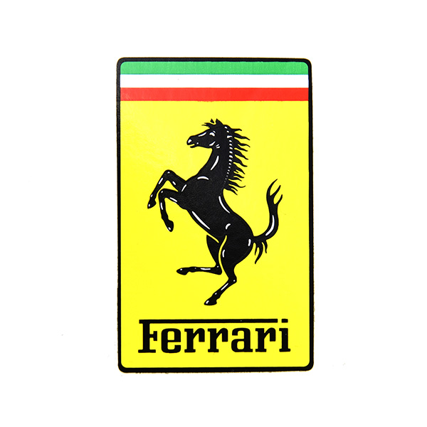 Ferrari Emblem Sticker (Small)