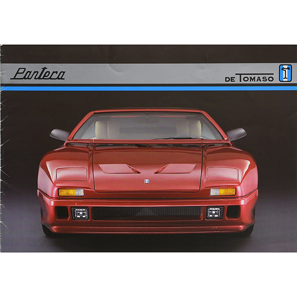 De Tomaso Pantera SI Catalogue