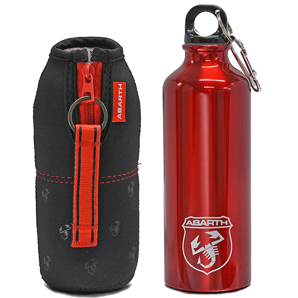 ABARTH Aluminum Bottle & Cooler Cover