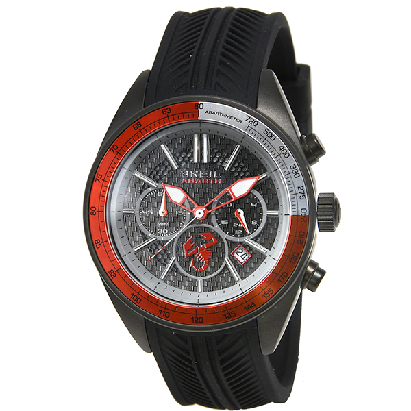 ABARTH Chronograph Watch(TW1693/Red) by BREIL