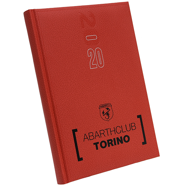 ABARTH CLUB TORINO Pocketbook(2020/Red)