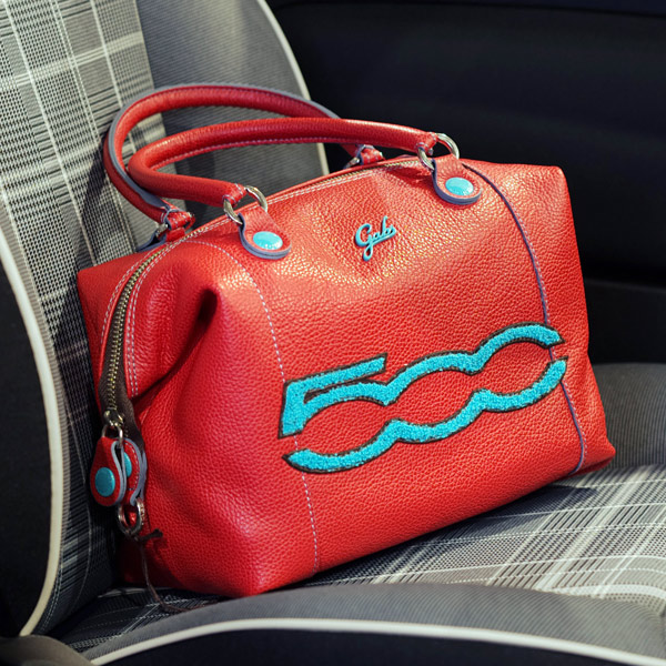 FIAT 500 Convertible Bag G3 -500- by gabs