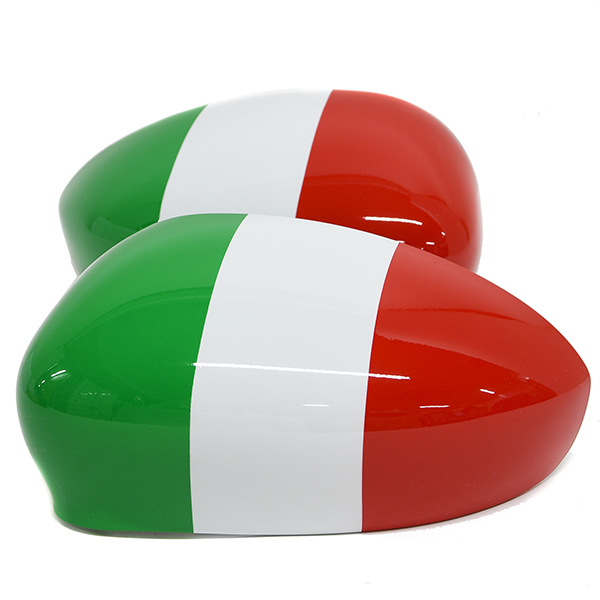 FIAT/ABARTH 500/595/695 Mirror Cover Set(Tricolor)<br><font size=-1 color=red>03/02到着</font>