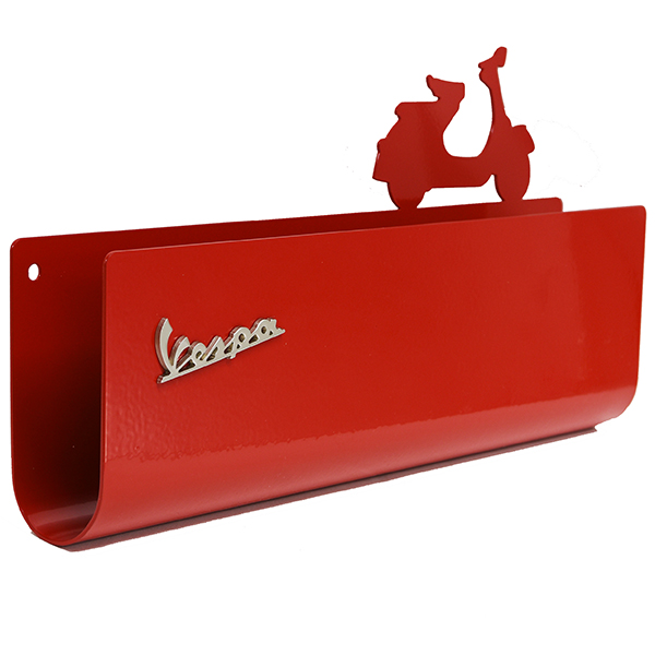 Vespa Wall Rack(Red)