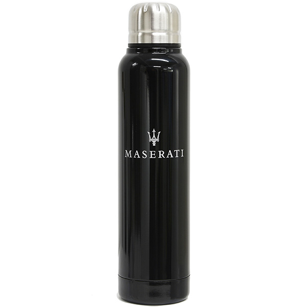 MASERATI Thermo Bottle(Black)