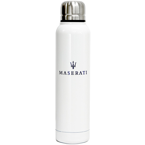 MASERATI Thermo Bottle(White)