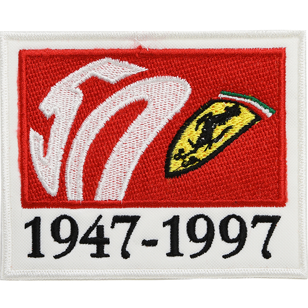 Ferrari 50anni Patch