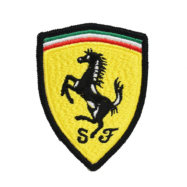 Scuderia Ferrari Patch  (80mm*60mm)