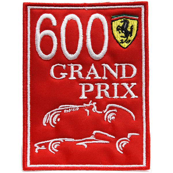 Scuderia Ferrari 600GP Patch