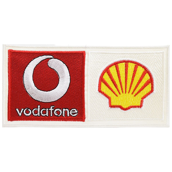 Scuderia Ferrari (vodafone&Shell) Patch (188mm*91mm)
