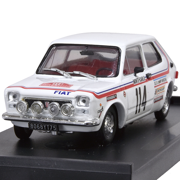 1/43 FIAT 127 1973 Rally Montecarlo Miniature Model #114
