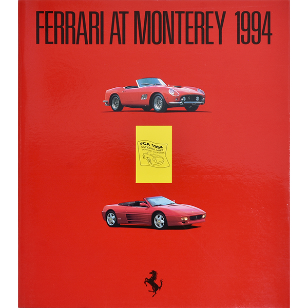 Ferrari at Monterey 1994