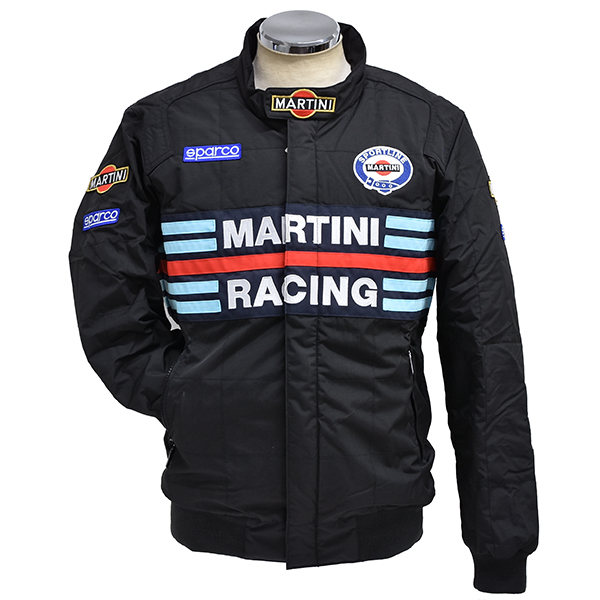 MARTINI RACINGオフィシャルボマージャケット by Sparco<br><font size=-1 color=red>01/15到着</font>