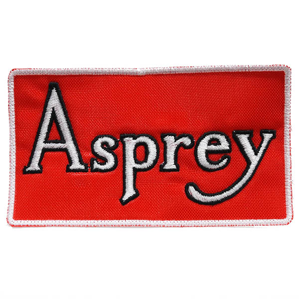 Scuderia Ferrari (Asprey) Patch (104mm*59mm)