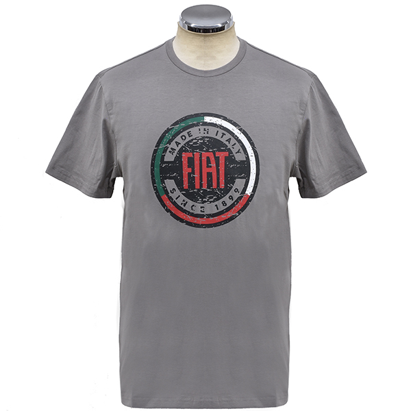 FIAT純正Made in Italy Tシャツ