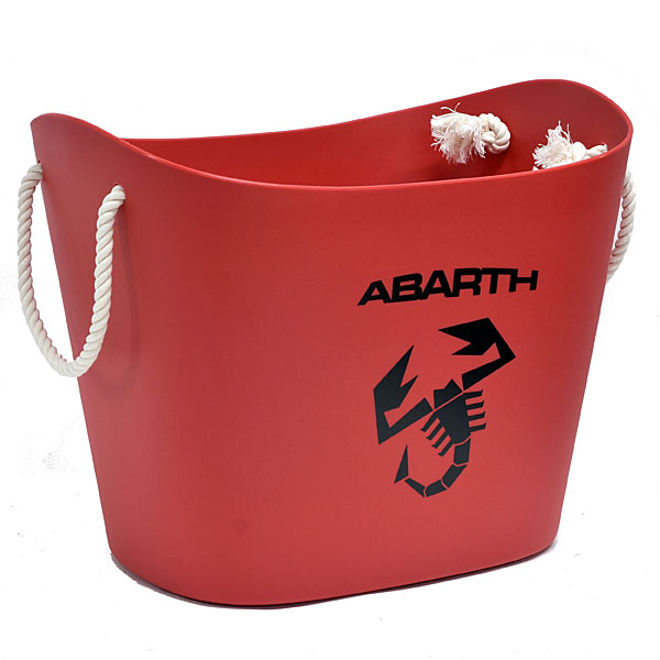 ABARTH Basket RED<br><font size=-1 color=red>03/04到着</font>