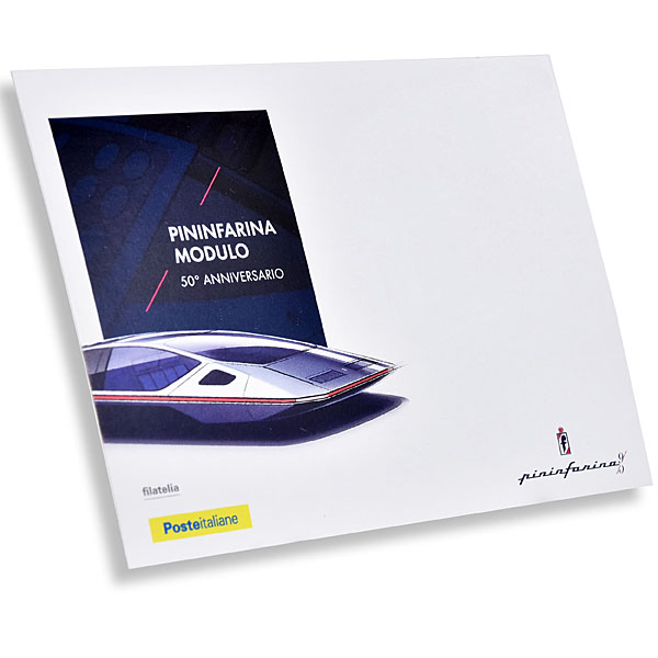 Pininfarina90 Anni Memorial Post Card